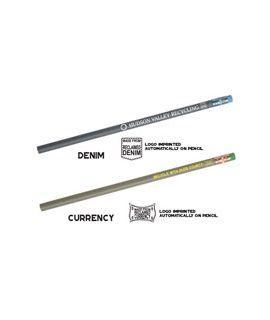Denim & Currency Pencils