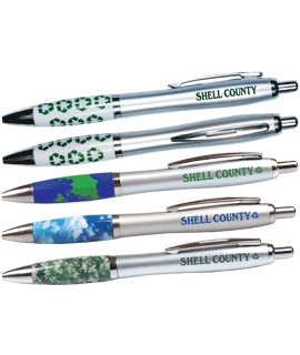 Silver Themed Pens