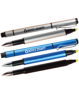 Recycled Aluminum Pens