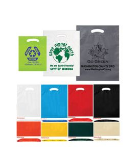 Oxo Biodegradable Plastic Bags (Litter)