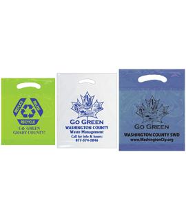 Oxo Biodegradable Plastic Bags (Litter)
