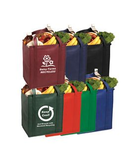 Insulated Grocery Totes