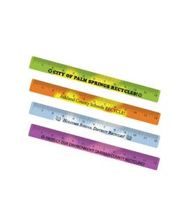 "Flexible Mood 12"" Rulers"