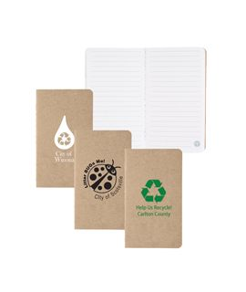 Recycled Mini-Notebooks