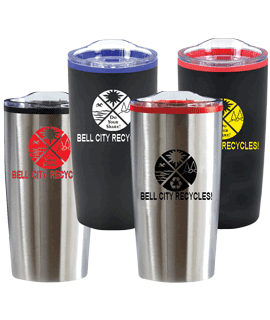 Viking Color Splash Stainless Tumblers