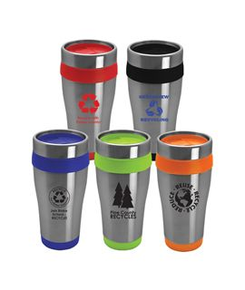 Stainless Steel Auto Tumblers