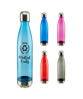 Tritan Water Fall Bottles