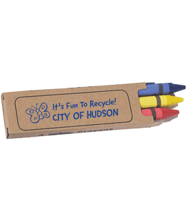 Soybean Crayons - 3 Pack