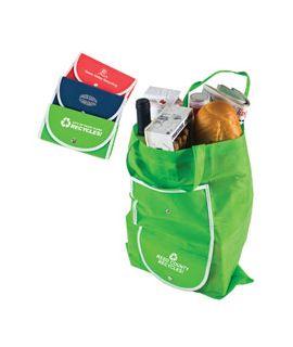 Foldable Shopper Totes