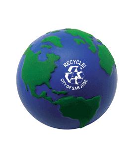 Globe Stress Balls