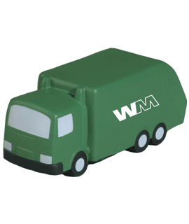Garbage Truck Stress Relievers