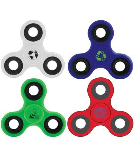 Recycling Gyro Spinners - 1 Color