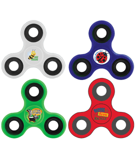 Recycling Gyro Spinners - 4 Color