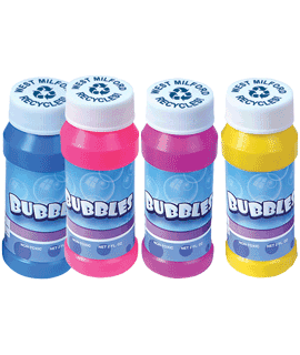Fun Bubbles 4 Oz