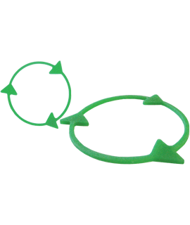 Recycling Symbol Bandz